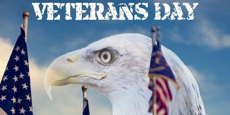 2019 Veterans Appreciation Dinner tickets
