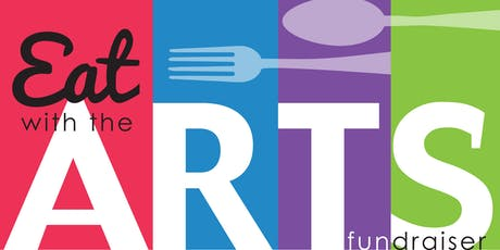 Eat with the Arts tickets