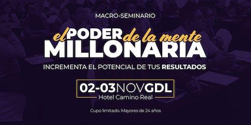El Poder de la Mente Millonaria (Guadalajara)
