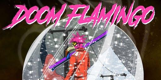 Doom Flamingo at Beech Mountain Ski Resort