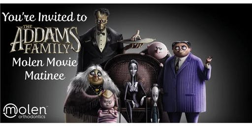 Free Molen Movie: The Addams Family (New!)
