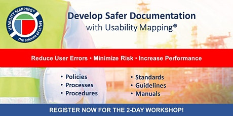 Usability Mapping for Enabling Documentation | Feb 13th - 14th | Calgary,AB tickets