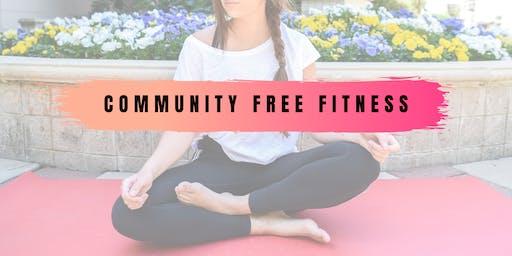Sweat Fitness Series Featuring Restorative Yoga
