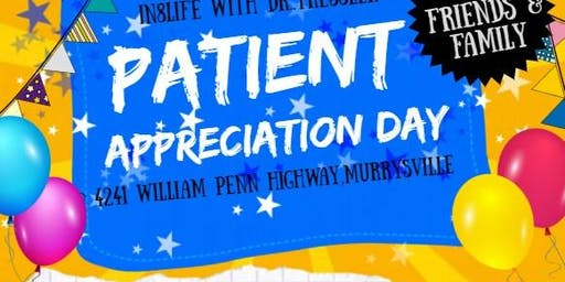 Patient Appreciation Day!