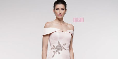 Marsoni Mother of the Occasion Trunk Show tickets