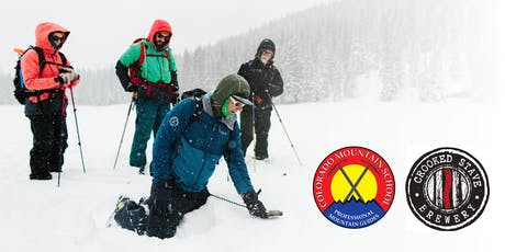 Avalanche Awareness Clinic (FREE) – Crooked Stave Taproom Fort Collins tickets