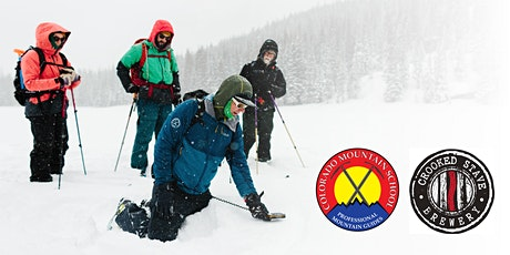 Avalanche Awareness Clinic (FREE) – Crooked Stave Taproom RiNo tickets