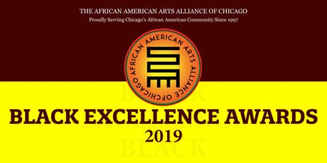 2019 Black Excellence Awards tickets