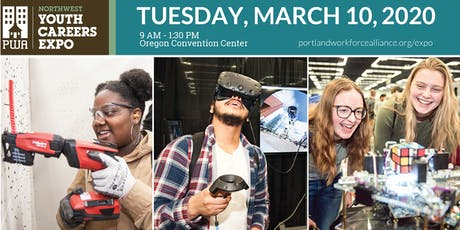 2020 NW Youth Careers Expo School and Individual Registration tickets
