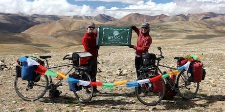 Explorer Talk: Kate Harris's 10,000km Journey tickets