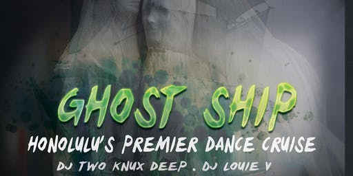 Bottom's Dance Cruise : {HALLOWEEN WEEKEND PRE PARTY!!}