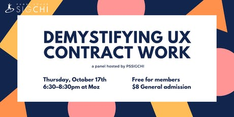 Demystifying UX Contract Work tickets