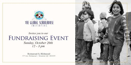The Global Schoolhouse Initiative Fundraiser tickets