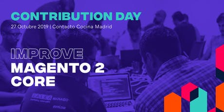 #MM19ES #ContributionDay entradas
