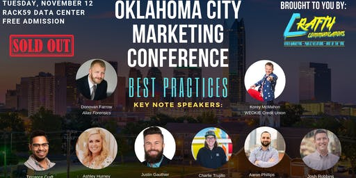 Oklahoma City Marketing Conference: Best Practices