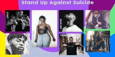 S.Ú.A.S. - Stand Up Against Suicide - Hip Hop Night