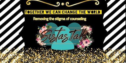 Sistas Talk FREE Social Networking Event