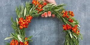 Holiday Wreath Making Workshop - With Stephen Sonnier of Dunn and Sonnier