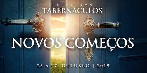 FESTA DOS TABERNÁCULOS