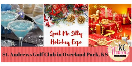 """Spoil Me Silly """"Holiday Expo """" tickets"""