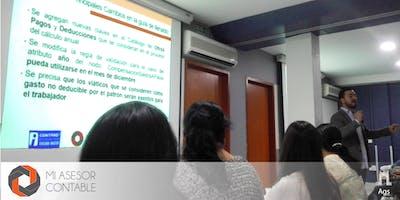 Auditorias del SAT con CFDI 3.3, REP y CFDI de Nóminas Aguascalientes