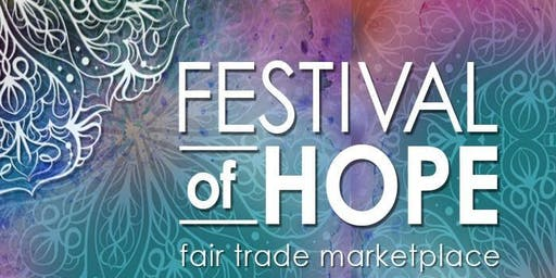Festival of Hope Early Bird Shopping