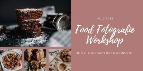 Food Fotografie Workshop Tickets