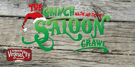 Grinch Made Me Do It Saloon Crawl  tickets