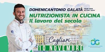 NUTRIZIONISTA IN CUCINA: IL LAVORO DEL SECOLO a Cagliari