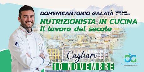 NUTRIZIONISTA IN CUCINA: IL LAVORO DEL SECOLO a Cagliari biglietti