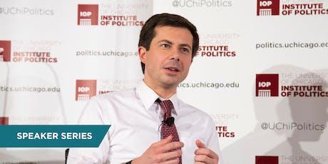 Presidential Candidate Pete Buttigieg tickets