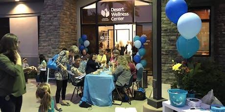 Desert Wellness Center Patient Appreciation Event tickets