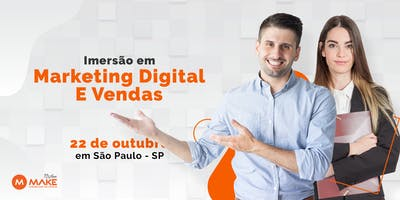 Imersão Presencial sobre Marketing Digital + Vendas