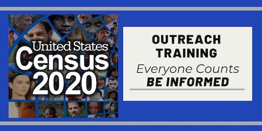Census Outreach Training: November 16