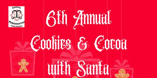 Rancho Penasquitos 6th Annual Cookies & Cocoa with Santa