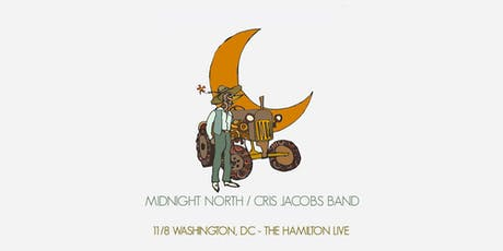 Cris Jacobs Band & Midnight North tickets