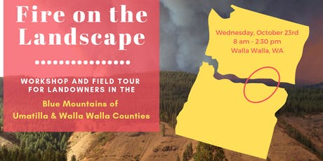 Fire on the Landscape: Workshop and Field Tour tickets