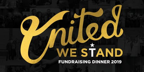 United We Stand: 2019 Fundraising Dinner (Calgary) tickets