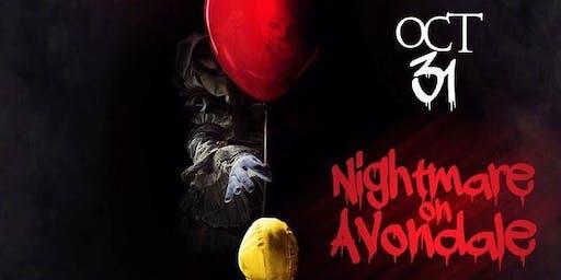 #NOA919 NIGHTMARE ON AVONDALE
