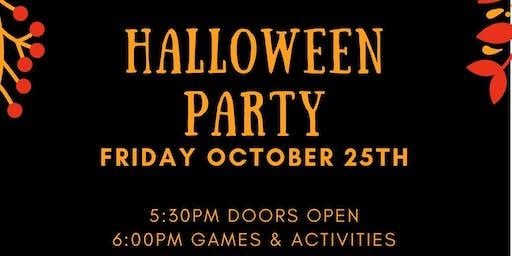 TMA Halloween Party