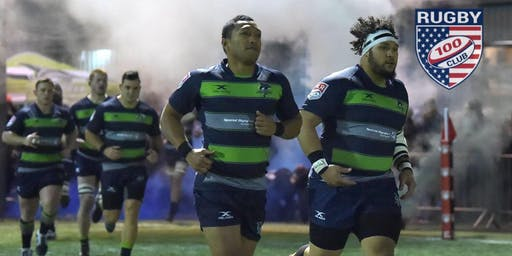 MLR 2020: Seattle Seawolves at Utah Warriors (SLC)