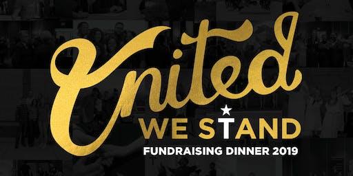 United We Stand: 2019 Fundraising Dinner (Regina)