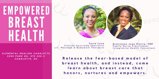 Empowered Breast Health ~ Free Community Event