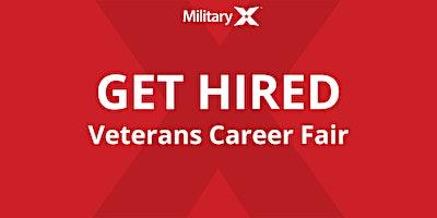 Fresno Veterans Career Fair - May 19, 2020