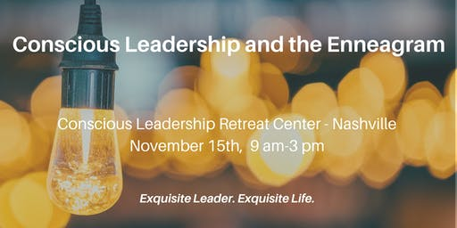 Conscious Leadership and the Enneagram