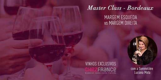 Masterclass Bordeaux