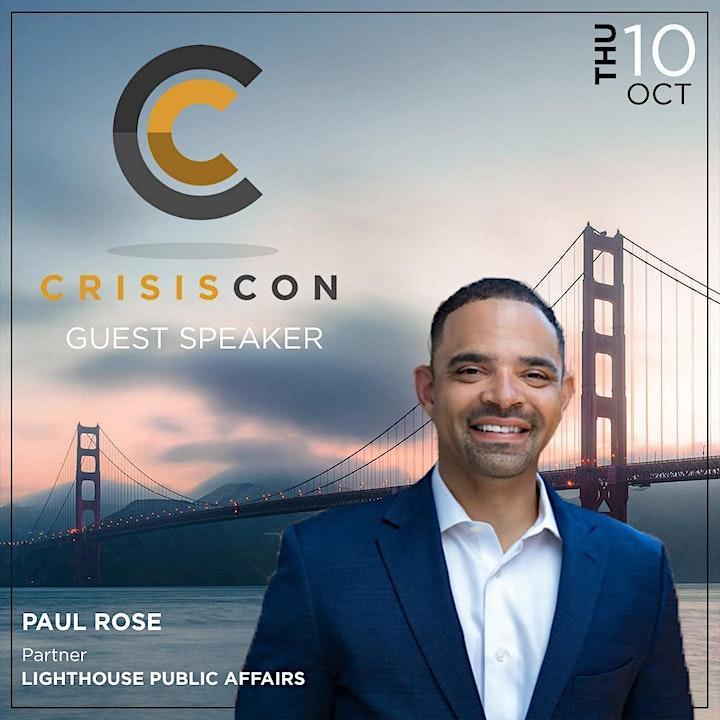 Greenbrier Presents: CrisisCon 2019 image
