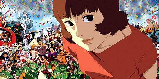 Anime! at the Revue: PAPRIKA (2006) presented by The Beguiling!