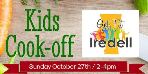 Get Fit Iredell Kids Cook-off