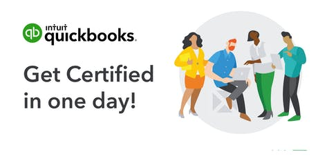 QuickBooks | Get Certified in one day! tickets